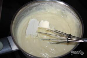 Крем из сливок и масла - фото шаг 2