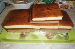 "Торт ""Машина"" - фото шаг 3"