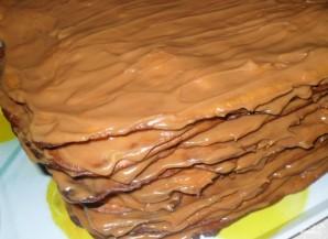 "Торт ""Винни Пух"" - фото шаг 6"