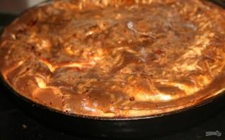 Пирог из лаваша с мясом - фото шаг 9