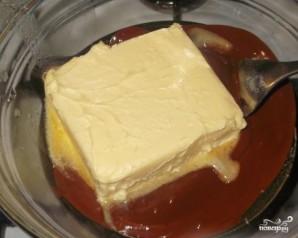 Шоколадный крем с вишней - фото шаг 2