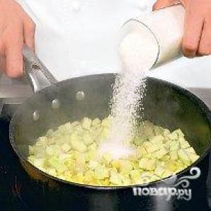 Варенье из кабачков с лимоном - фото шаг 2