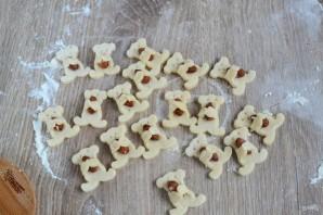 Мишки с орешками (идея для дождливых дней) - фото шаг 5