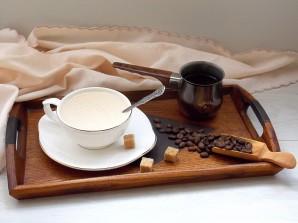 Сырный кофе - фото шаг 8