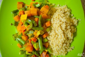 Овощи припущенные - фото шаг 4
