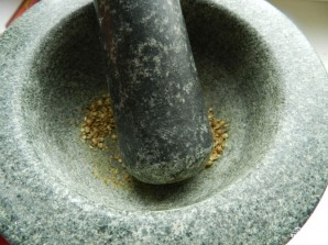 Капуста маринованная с имбирем - фото шаг 4
