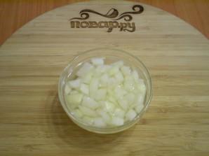 Салат с селедкой и свеклой - фото шаг 3