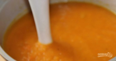 Морковный крем-суп - фото шаг 4