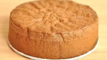 Бисквитное тесто со сгущенкой - фото шаг 3