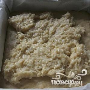 Кокосовые пирожные с орехами - фото шаг 5