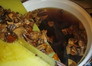 Грибовница из сухих грибов - фото шаг 6