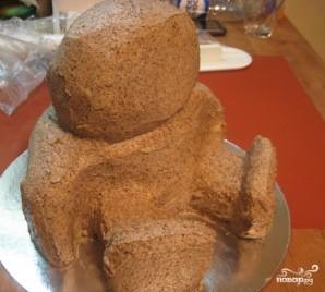 "Торт ""Медвежонок"" - фото шаг 14"
