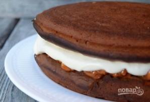 """Торт """"Сникерс"""" с крекером - фото шаг 11"""