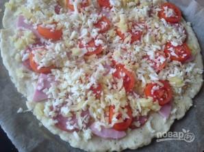 Тесто для пиццы с творогом - фото шаг 7