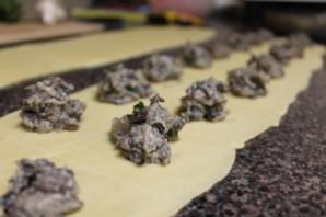 Равиоли грибные - фото шаг 4