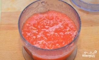 Куриные котлеты в томатной подливе - фото шаг 7