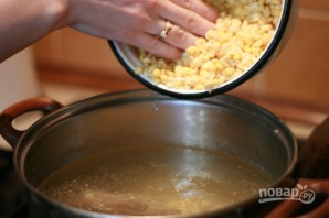 Суп гороховый классический - фото шаг 3