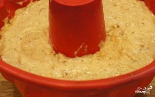 Кекс на ряженке без яиц - фото шаг 3