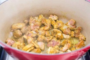 Лимонный куриный суп - фото шаг 1