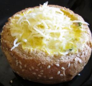 Картофельный суп в хлебе - фото шаг 5