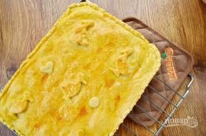Домашний пирог с мясом утки - фото шаг 11
