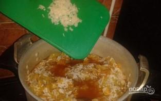Салат на зиму с рисом - фото шаг 9