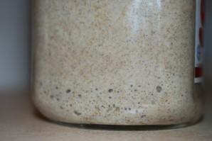 Бездрожжевая закваска для хлеба - фото шаг 2