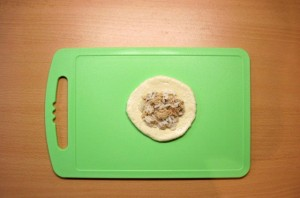 Начинка для пирожков из риса - фото шаг 6