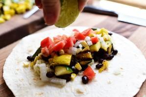 Бурритос без мяса - фото шаг 13