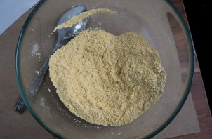 Омлет из яичного порошка - фото шаг 1