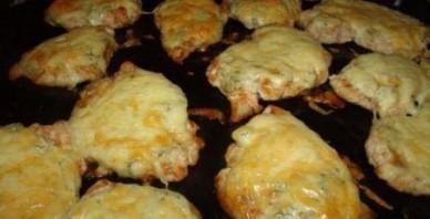 Курица с сыром в духовке - фото шаг 5