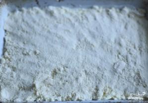 Детская творожная запеканка в духовке - фото шаг 4