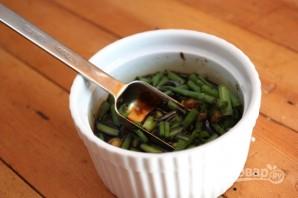 Лапша с говядиной и китайской капустой - фото шаг 2