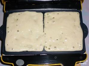 Мягкие вафли - фото шаг 7