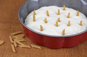 Мясной пирог из дрожжевого теста - фото шаг 7