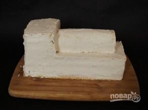 """Торт """"Паровоз"""" - фото шаг 4"""