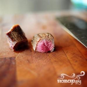 Тушеная говядина с пивом и паприкой - фото шаг 9