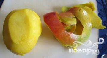 Витаминный напиток из киви, апельсина, винограда и манго - фото шаг 4
