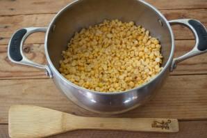 Суп гороховый с гренками - фото шаг 1