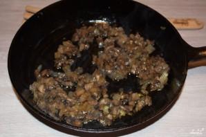 Картошка с шампиньонами в духовке - фото шаг 3