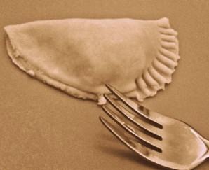 Пирожки из ржаной муки - фото шаг 7