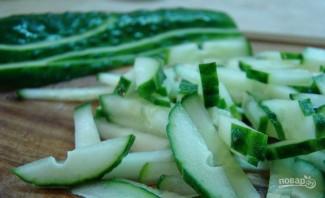 Салат для худеющих - фото шаг 2