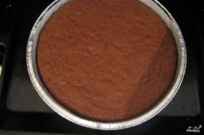 Шоколадный торт с цедрой - фото шаг 4