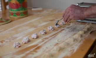 Равиоли с лососем - фото шаг 5