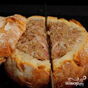 Хлеб фаршированный трюфелем - фото шаг 8
