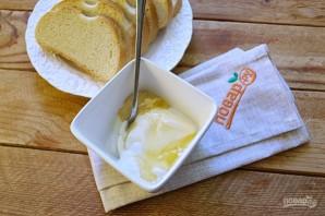Стрэндвич с индейкой и сыром - фото шаг 2