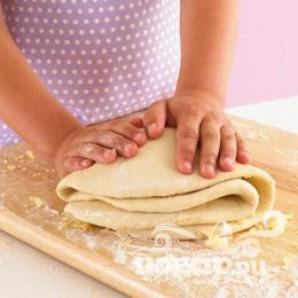 Веселые булочки - фото шаг 7