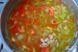 Овощной суп для похудения - фото шаг 2