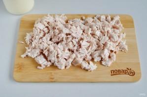 Пасхальный салат из курицы - фото шаг 3