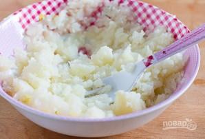 Салат из кукурузы и огурца - фото шаг 5